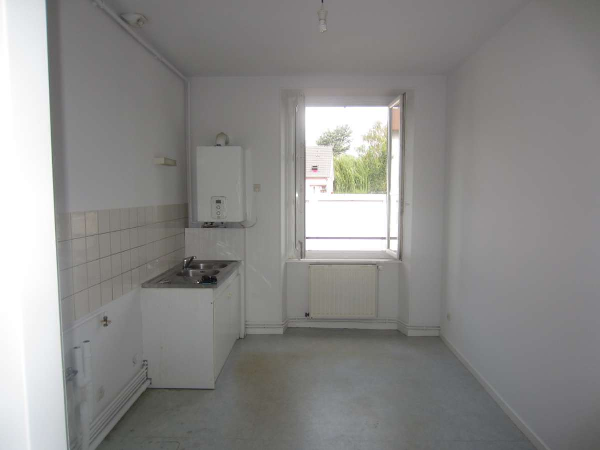 APPARTEMENT 4 PIECES ASPACH LE HAUT