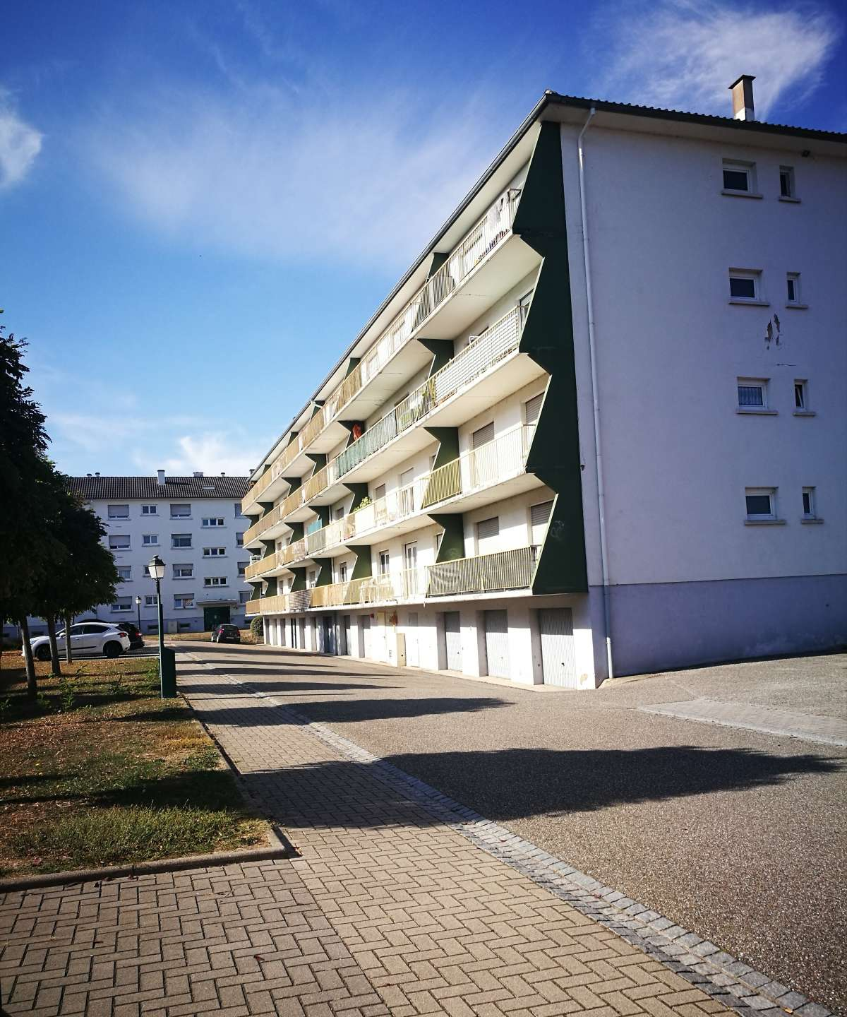 LAUTERBOURG - A LOUER APPARTEMENT 3 CHAMBRES